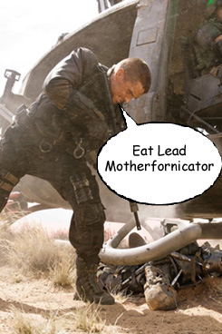 Sample excerpt from upcoming PG-13 Terminator: Salvation